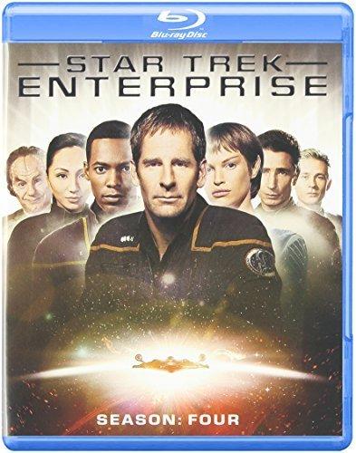 Star Trek Enterprise - Complete Fourth Season [Blu-ray] by Paramount