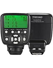 Yongnuo YN560-TX II Disparador de flash manual remoto Transmisor LCD para cámara Canon DSLR A YN560III/YN560IV/YN660/yn968 N/yn860li receptor Speedlite RF-602/RF603/RF603 II/RF605
