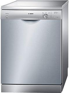 comprar comparacion Bosch SMS40E38EU lavavajilla - Lavavajillas (Independiente, Acero inoxidable, Frío/Caliente, 52 Db, A, 195 min)
