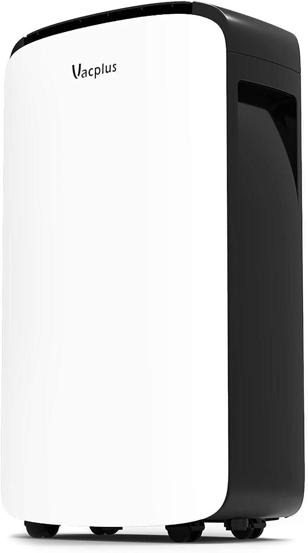 Vacplus 1 500 Sq. Ft. Dr with Dehumidifier Max 83% OFF 30 Pints Ultra-Cheap Deals