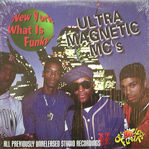 New York What Is Funky [Vinyl LP]