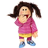 Living Puppets W603 Finja Handpuppe, Mehrfarbig