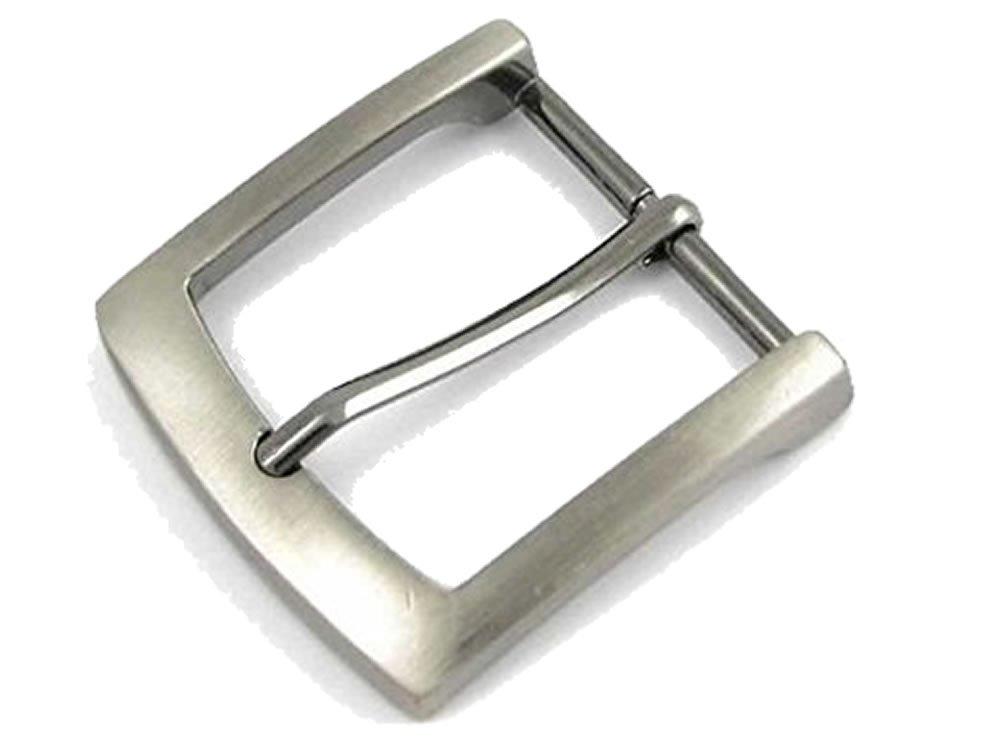 ZINC DIE CAST BELT BUCKLE  suitable for snap fit belts 35mm and 40mm width