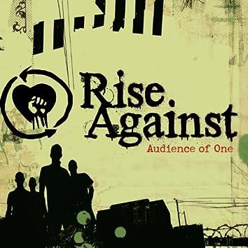Audience Of One (International Version)