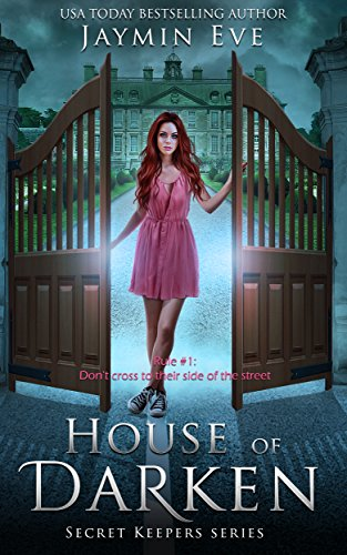 Book Cover for House of Darken