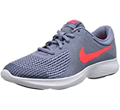 Zapatillas/NIKE:NIKE Revolution 4 (GS) 36.5 Azul: Amazon.es: Zapatos y complementos