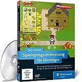Spieleprogrammierung für Einsteiger, Steuerung, GUI, Grafik, Konzeption, Entwicklung und vieles...
