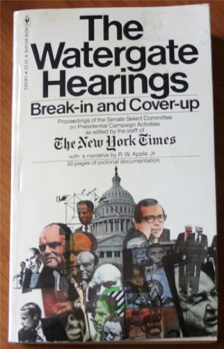 The Watergate Hearings