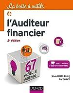La boite à outils de l'auditeur financier - 67 outils & méthodes de Sylvain Boccon-Gibod