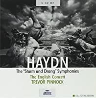 Haydn: Sturm & Drang Symphonies (2002-10-08)