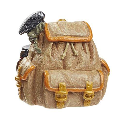 Rucksack, Trekking ca. 3,5 cm, braun