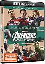 The Avengers 2: Age Of Ultron (4K UHD + Blu-Ray) (Hong Kong Version / Chinese subtitled) 復仇者聯盟2: 奧創紀元