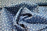 Trachten-Stoff Baumwolle Blümchen | Stoffe zum Nähen |
