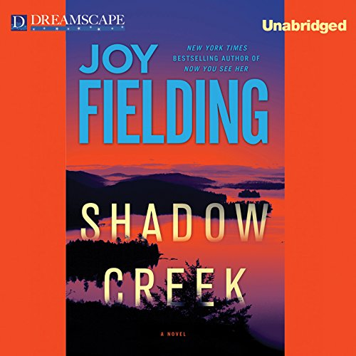 Shadow Creek audiobook cover art