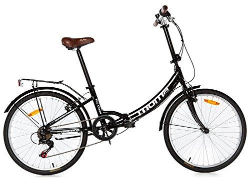 Moma Bikes Bicicletta Pieghevole, Ruote...