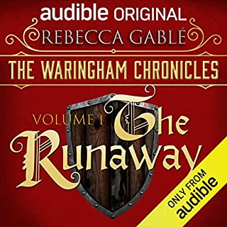 The Waringham Chronicles, Volume 1: The Runaway cover art
