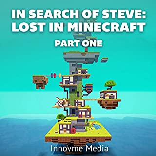 In Search of Steve cover art