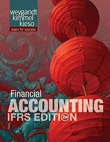 Financial Accounting: IFRS Edition: Ifrs, Second Edition