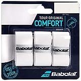 Babolat Pro Tour X3 Accesorio Raqueta de Tenis, Unisex Adulto, Blanco, Talla Única