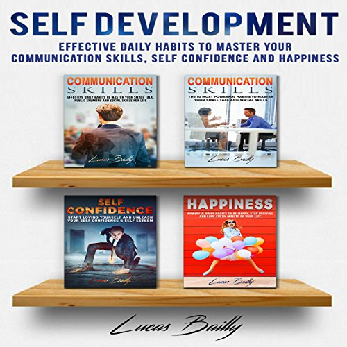 Self Development audiobook cover art