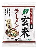 【Amazon.co.jp限定】 オーサワのベジ玄米ラーメン(しょうゆ) ×5個