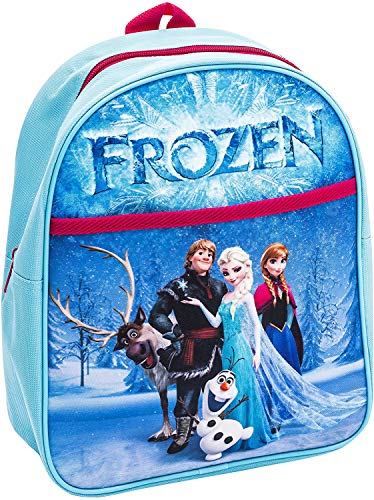 Frozen - Mochila infantil, diseño de princesas Disney