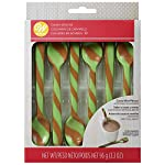 Cocoa-Chocolate-Mint-Candy-Spoons-6-Pc-Wilton