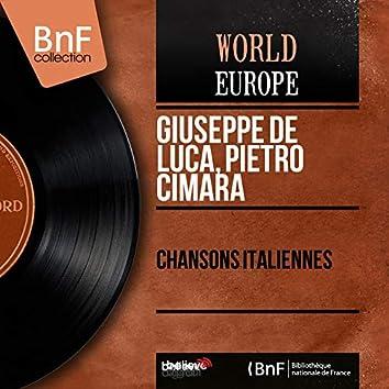 Chansons Italiennes (Mono Version)