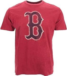 '47 Mens Boston Red Sox Scrum T Shirt