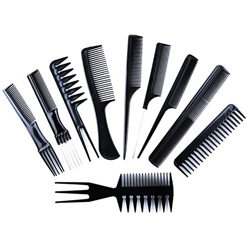 SQINAA10 Piece Professional Styling Set Peigne