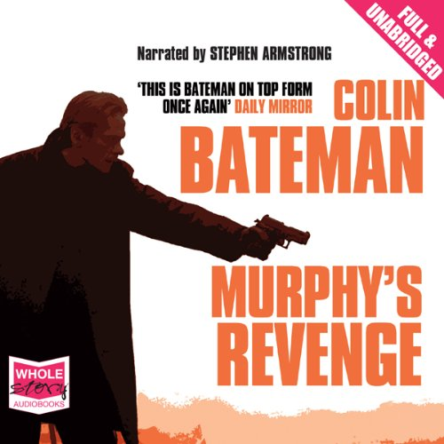Murphy's Revenge audiobook cover art