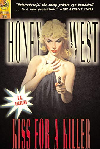 Kiss for a Killer (Honey West Book 6) (English Edition)