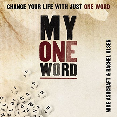 My One Word cover art