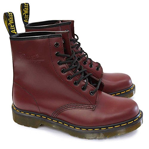 BACK TO BASIC 1460Z 8EYE BOOT Cherry Red Smooth 10072600