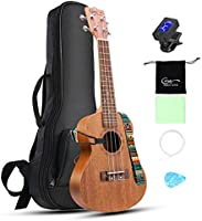 Save big on hricane mahogany ukulele