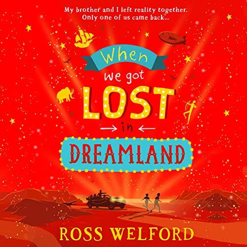 When We Got Lost in Dreamland cover art