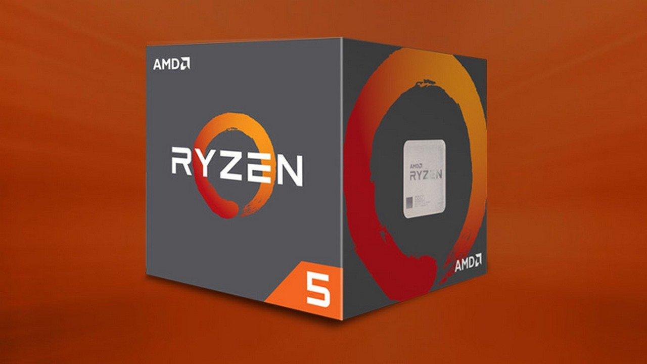 Memory PC – Pack de actualización de ordenador de sobremesa, AMD Ryzen 5 1600X AM4 (SixCore) Summit Ridge 6 x 3.6 GHz, 4 GB DDR4 2133 MHz, USB 3.0, SATA3, 7.1 Sound,