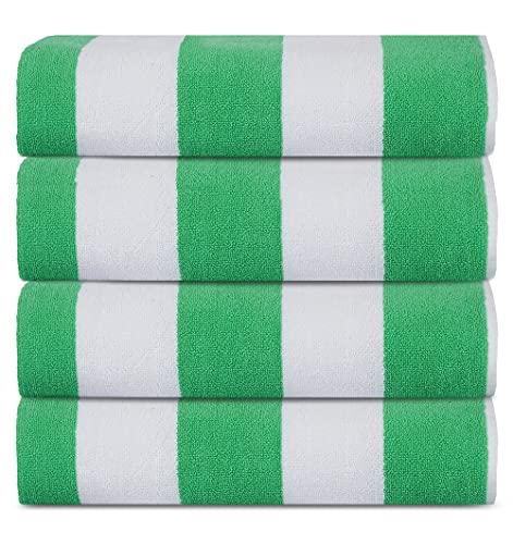 Sweet Needle Stripes Beach Towels