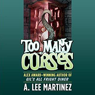 Too Many Curses cover art
