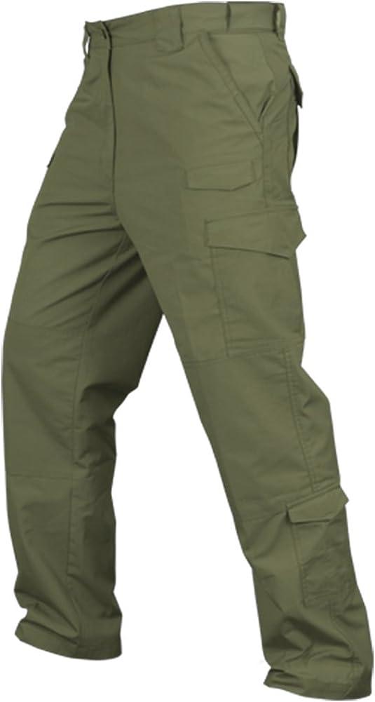 Condor 608: Sentinel Tactical Pants: OD Green 36WX30L