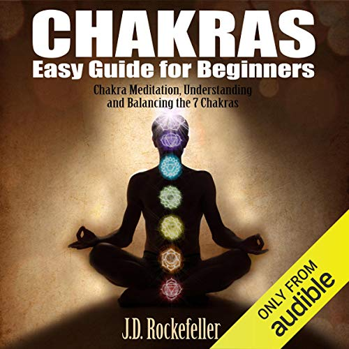 Chakras Easy Guide for Beginners Titelbild