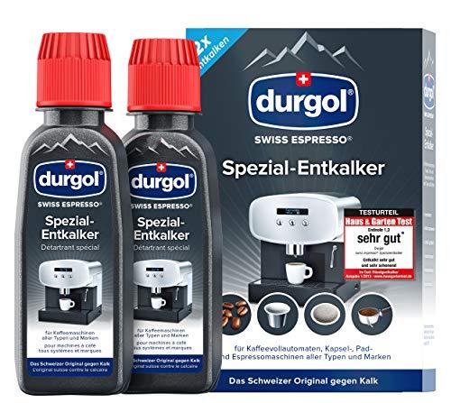 Durgol Anticalcare 2 flaconi x 125 ml - Versione tedesca