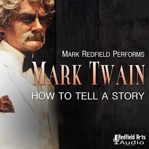 Mark Twain audiobook cover art