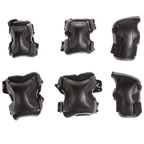 Rollerblade Bladegear Set of 3 Protective Pads for Children for Hand Knee and Elbow