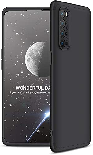 A S PLATINUM GKK Back Cover For Oppo Reno 4 PRO Cover Case Slim Flexible Back Case Cover For Oppo Reno 4 PRO Launch Offer Black Black