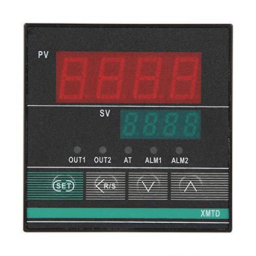 Controlador De Temperatura Digital Eléctrico, Xmtd-6000/xmtd-6412/xmtd-6411/k/pt100 Controlador De Temperatura Digital Eléctrico Ajustable