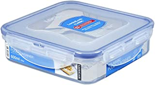Lock & Lock Square Food Container, 600 ml HPL822