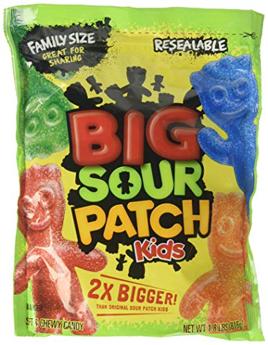 Sour Patch Big Kids Candy