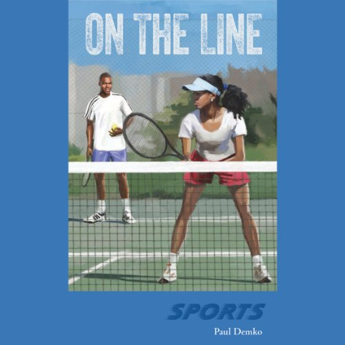 Couverture de On the Line