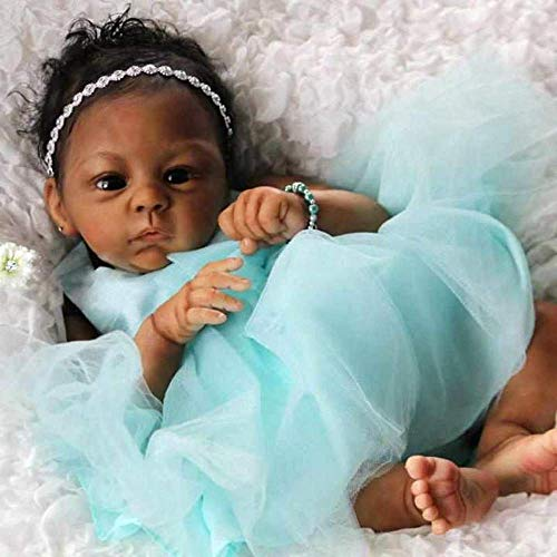 LX68XL 21inch Reborn Supply Doll Parts Reborn Doll Kit Harlow Soft Real Touch Fresh Color Vinyl ?only The Blank kit?